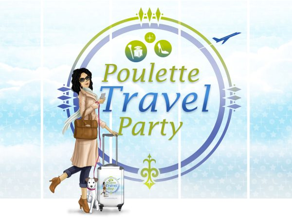 Poulette Travel Party event Paris blogueuses