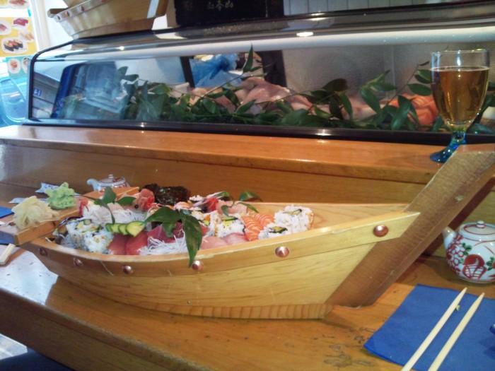 kilala sushi restaurant japonais Paris
