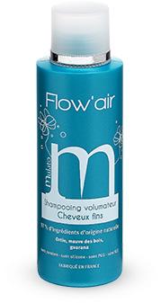 mulato flow'air shampooing volumateur cheveux fins