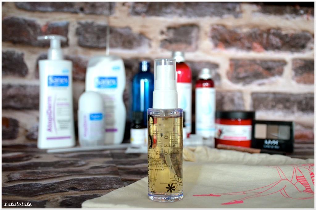 haul rivadouce rivadis huile sublime sèche spray hydratant monoï
