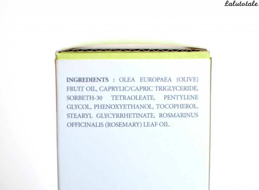DHC huile pureté démaquillant review avis composition