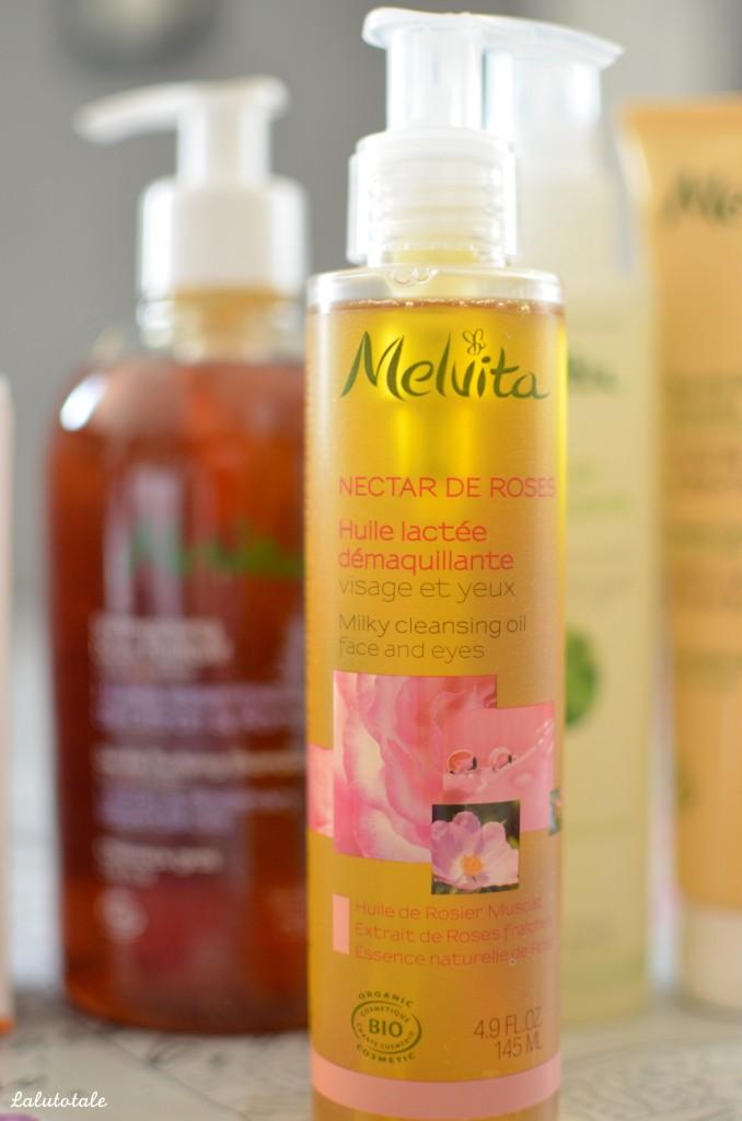 haul soldes été cosmétiques cosméto beauté hygiène Melvita