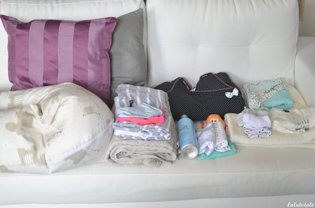 valise maternité sac naissance conseils astuces contenu