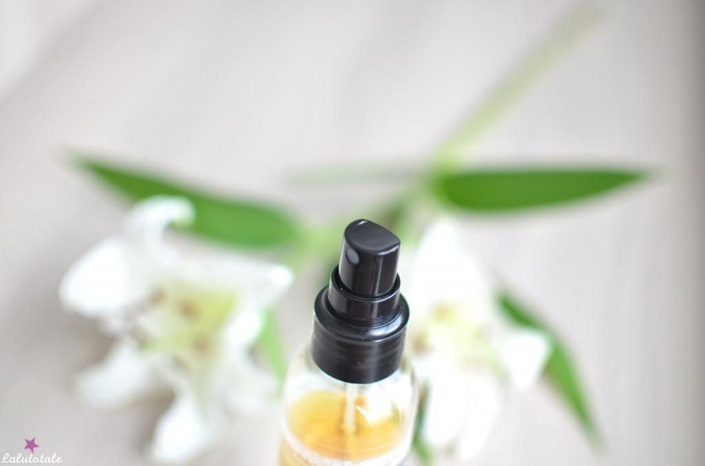 Cottage huile monoï sèche review précieuse
