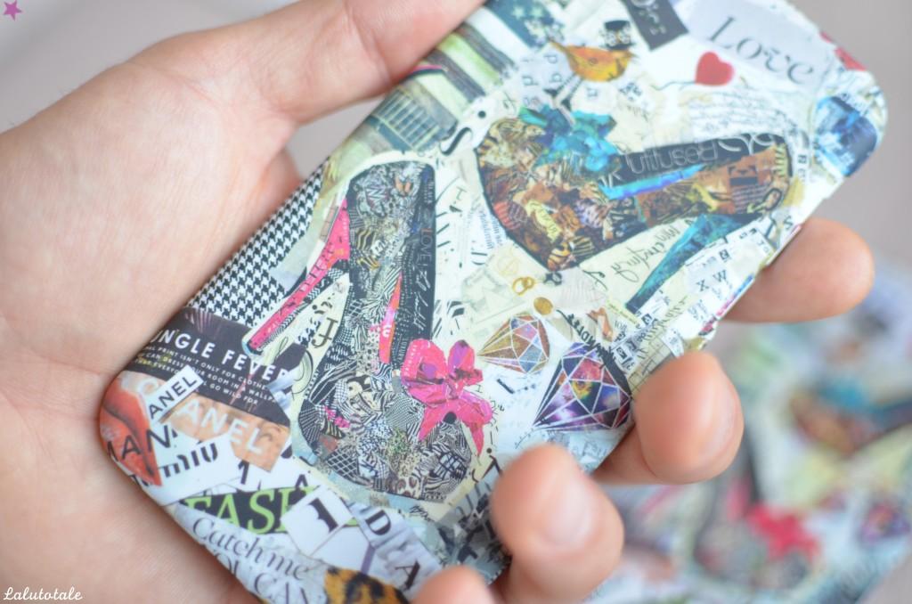 review concours coque originale étui Iphone 6 6s ipaint motif pas cher