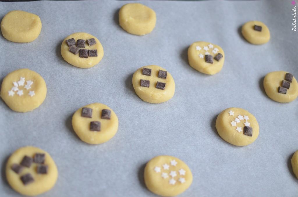 Recette facile rapide biscuits sablés