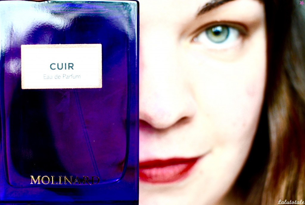 Molinard parfum Cuir