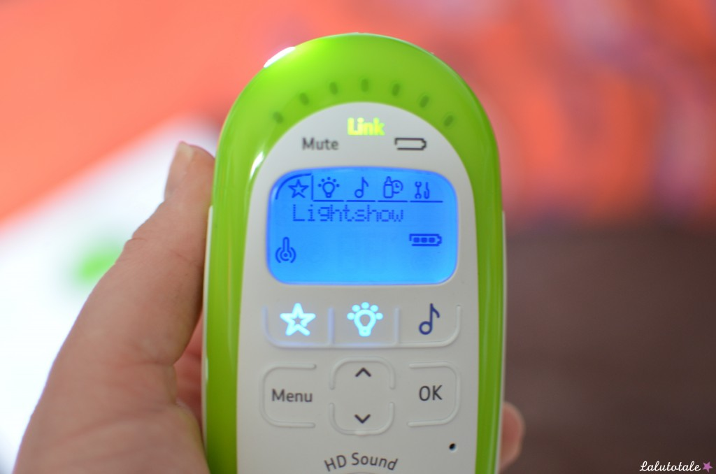 Belkin babyphone baby pacifier écoute-bébé review avis