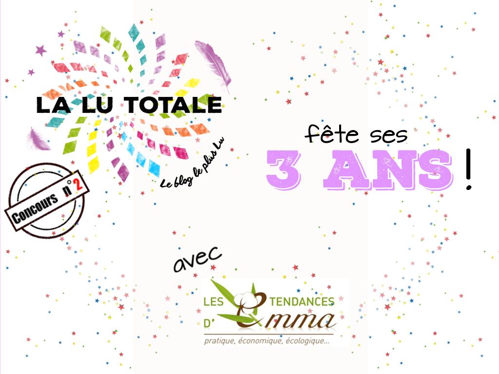 Les Tendances D'Emma concours blog