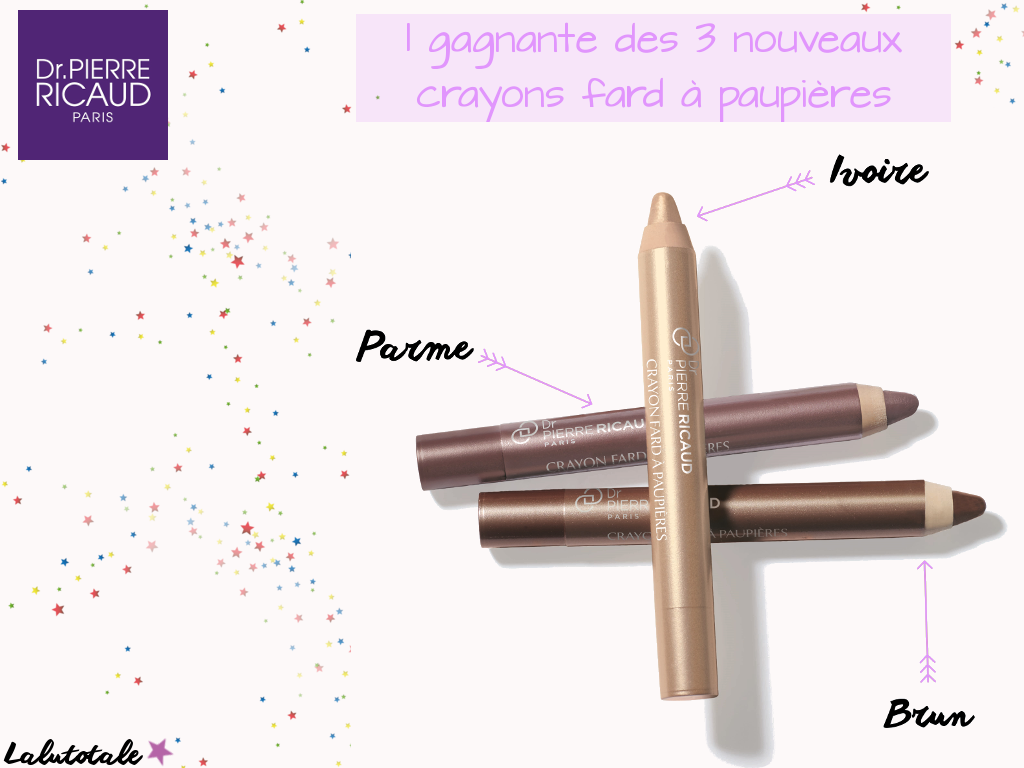Dr Pierre Ricaud 3 ans blog blogueuse anniversaire Lalutotale concours gratuit nouveautés maquillage make-up