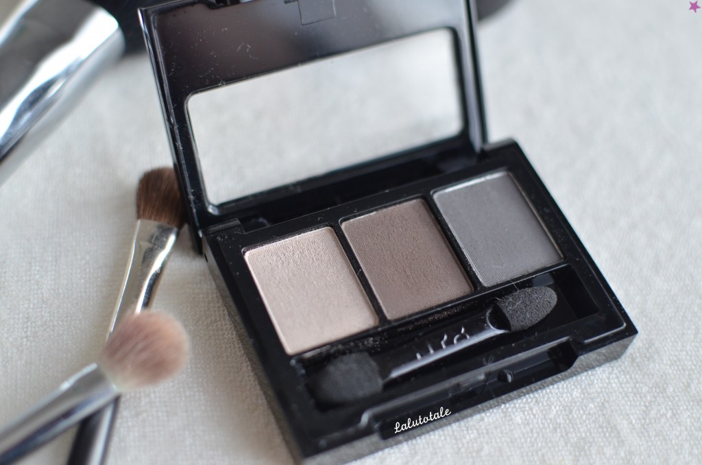review maquillage make-up Nyx cosmetics