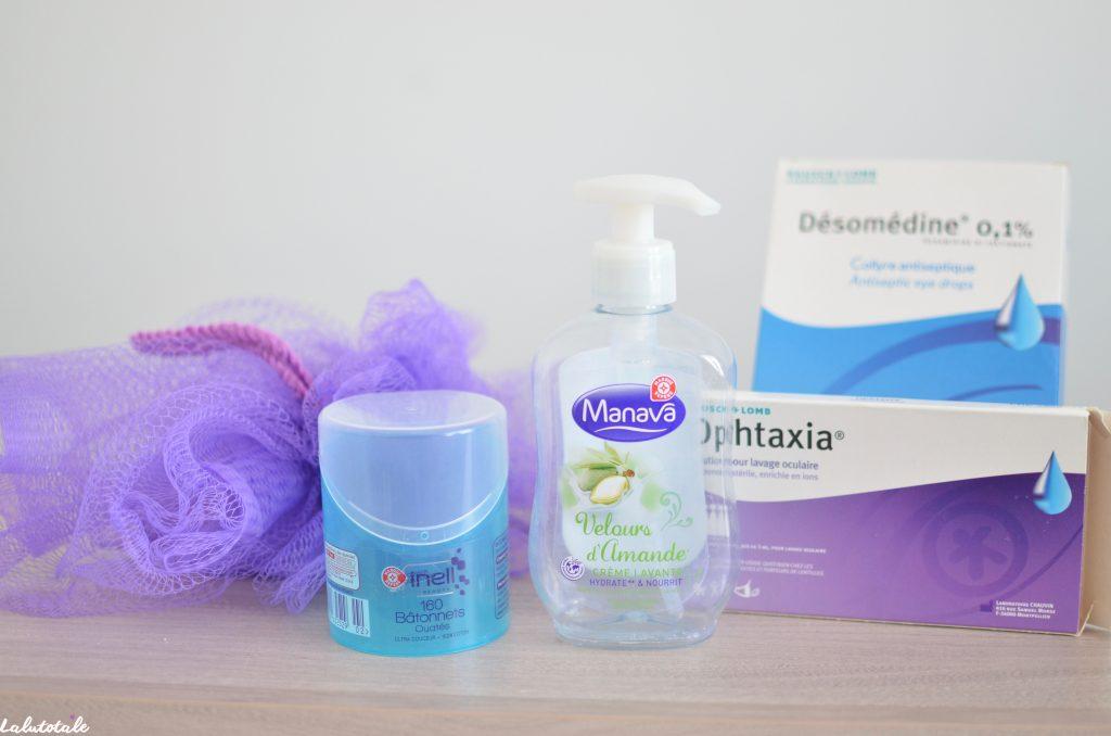 Disparitions Avril produits beauté cosmétiques salle de bain