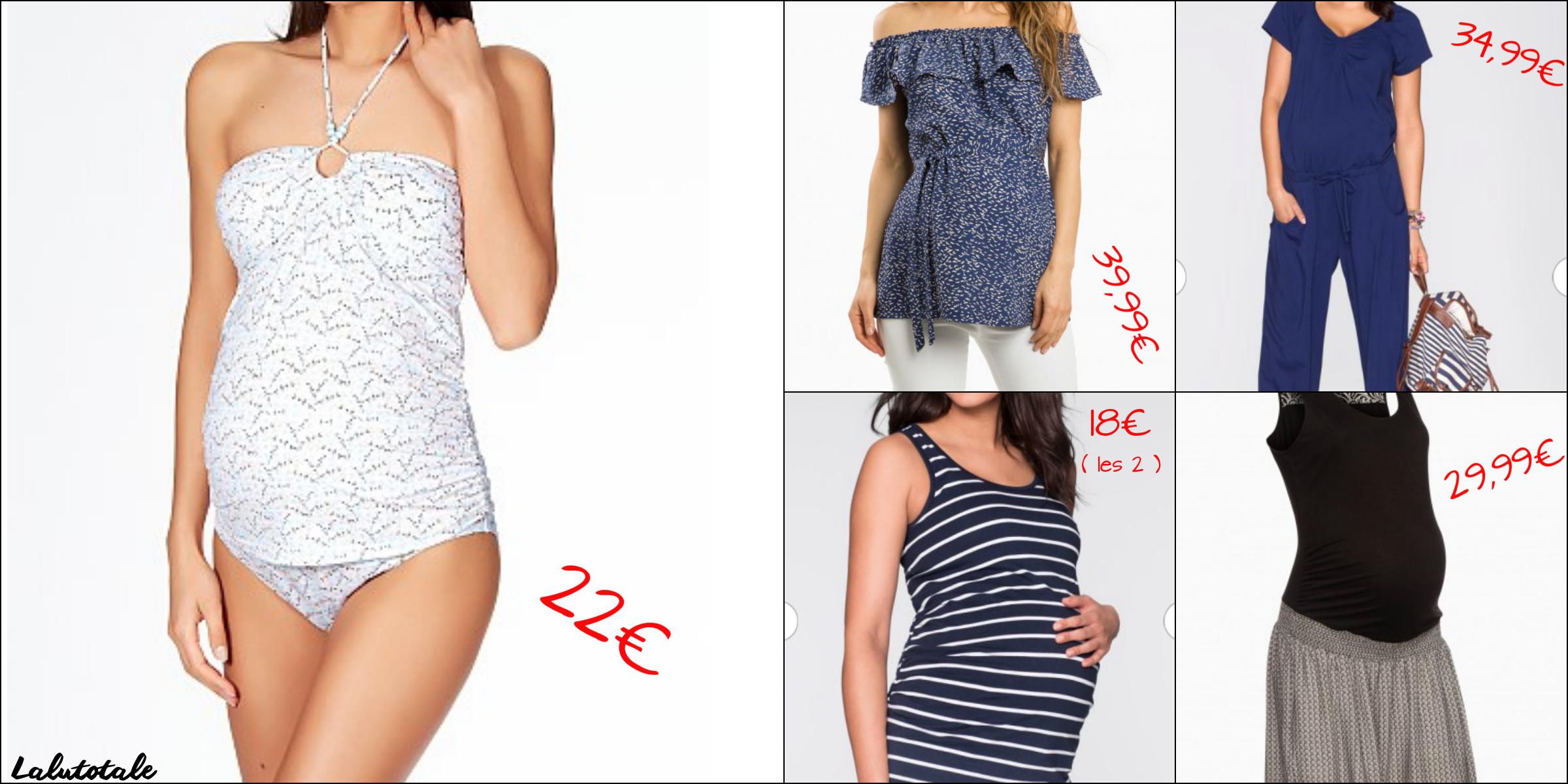 ( MODE & GROSSESSE ) Où s'habiller quand on est enceinte, dodue ET fauchée ?