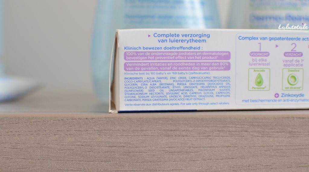Mustela gamme bébé produits review revue odeur