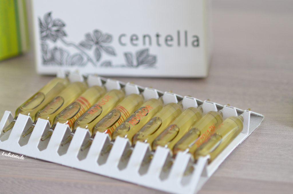 Centella Cure Minceur été bio biologique beauté silhouette capitons cellulite