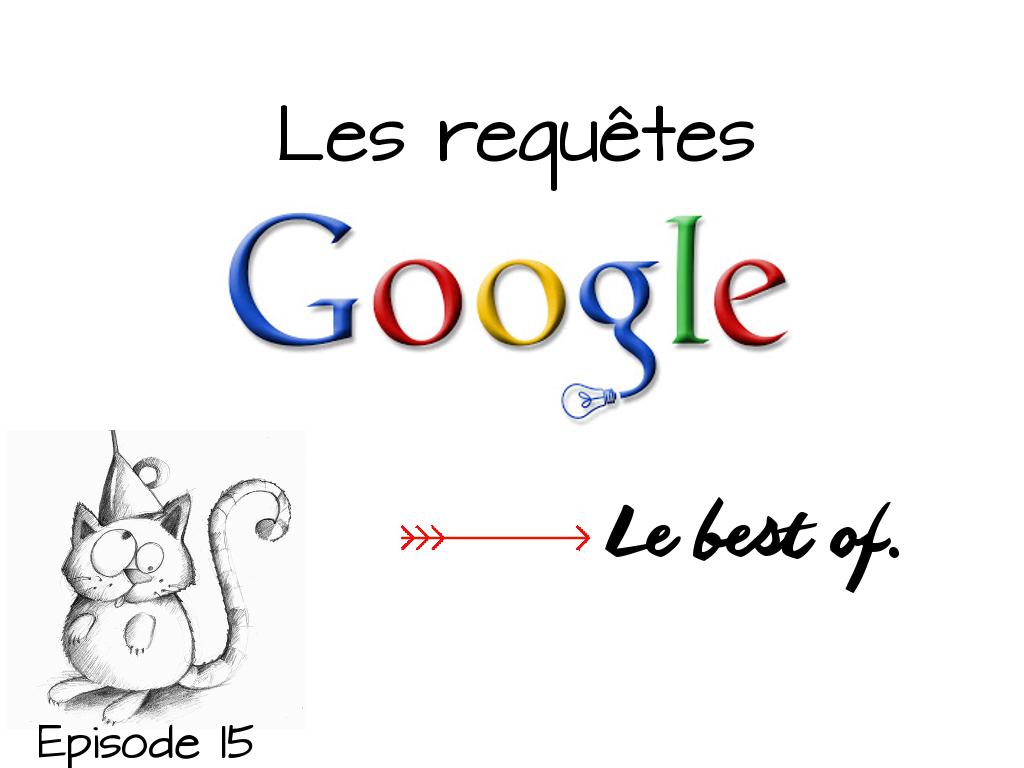 Le meilleur du pire : Requêtes Google #15