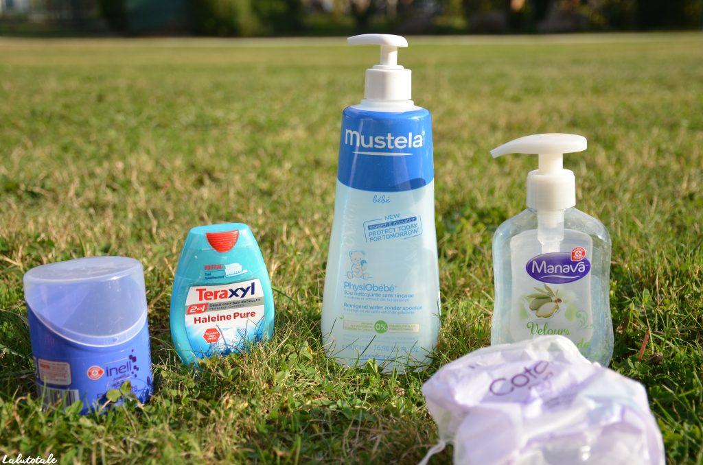 Disparitions août produits beauté cosmétiques salle de bain