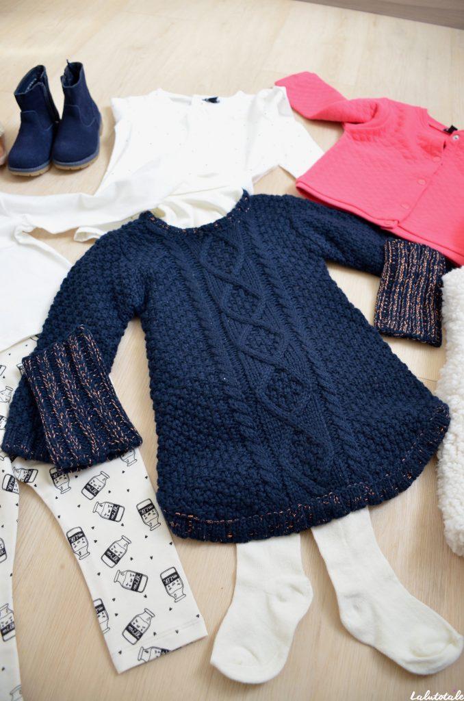Livret maternité bébé mode Kiabi vêtements habiller maman grossesse
