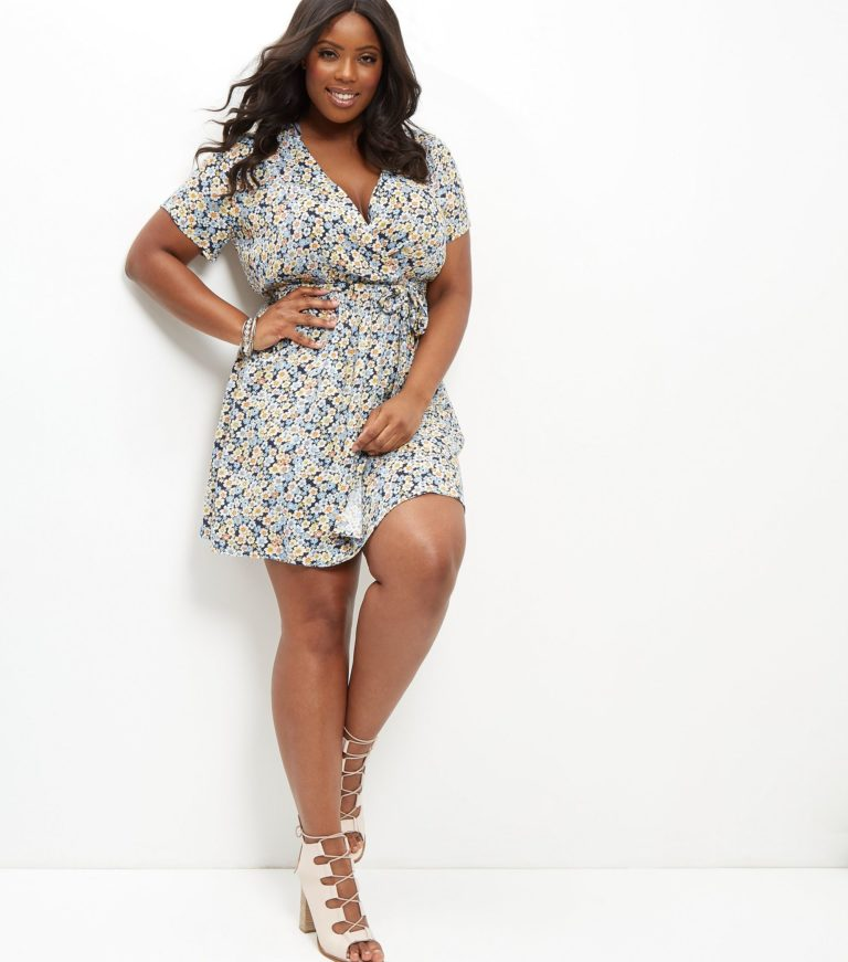 mode grande taille tendance femme ronde pulpeuse vêtements fashion look magrandetaille
