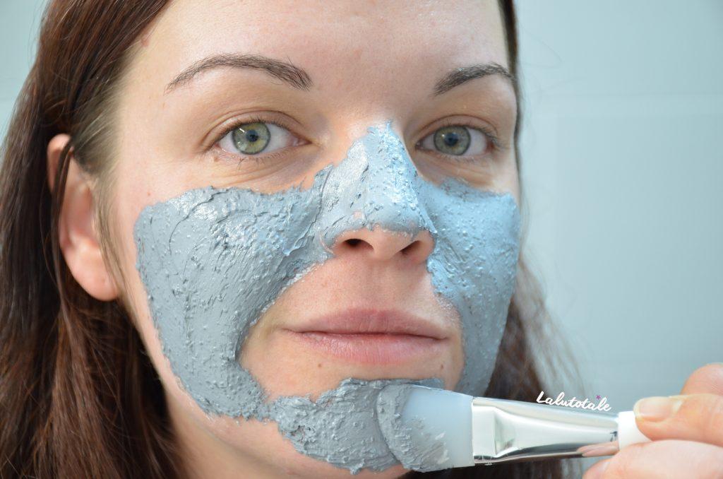 pinceau spatule séphora visage masque