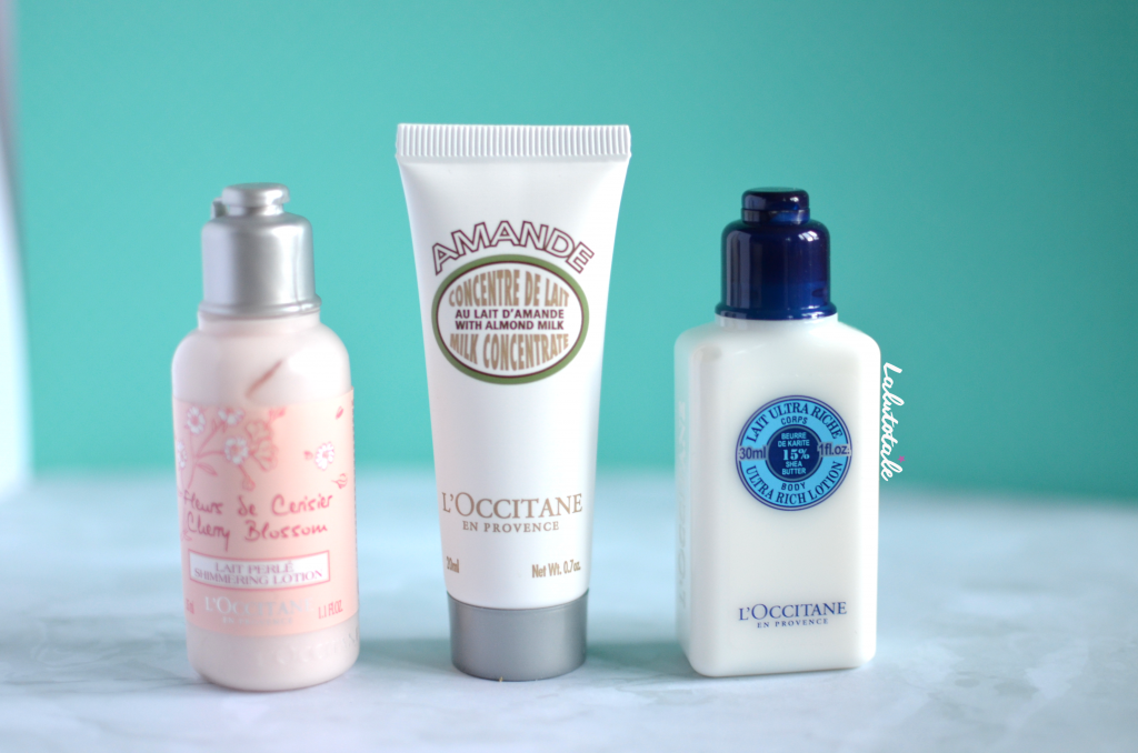 calendriers avent beauté 2017 l'occitane décléor The body shop ultimate