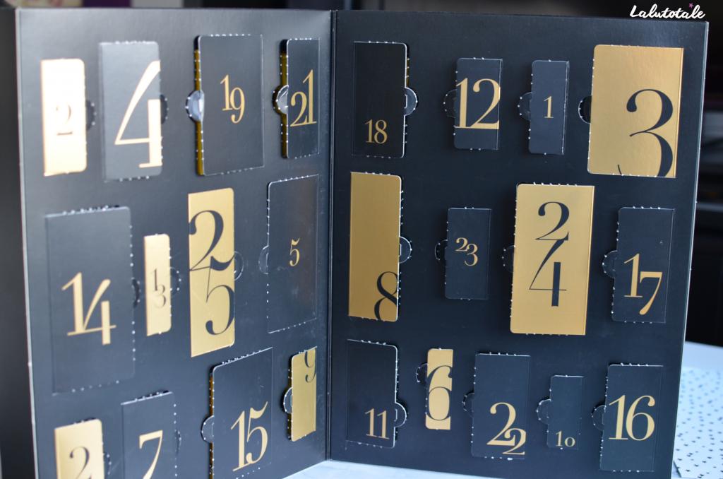calendriers avent beauté 2017 l'occitane décléor The body shop ultimate