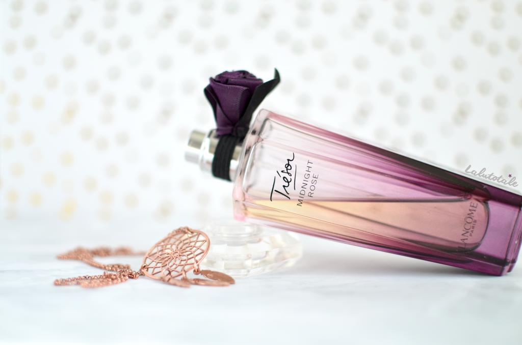 Trésor Lancôme Midnight Rose parfum