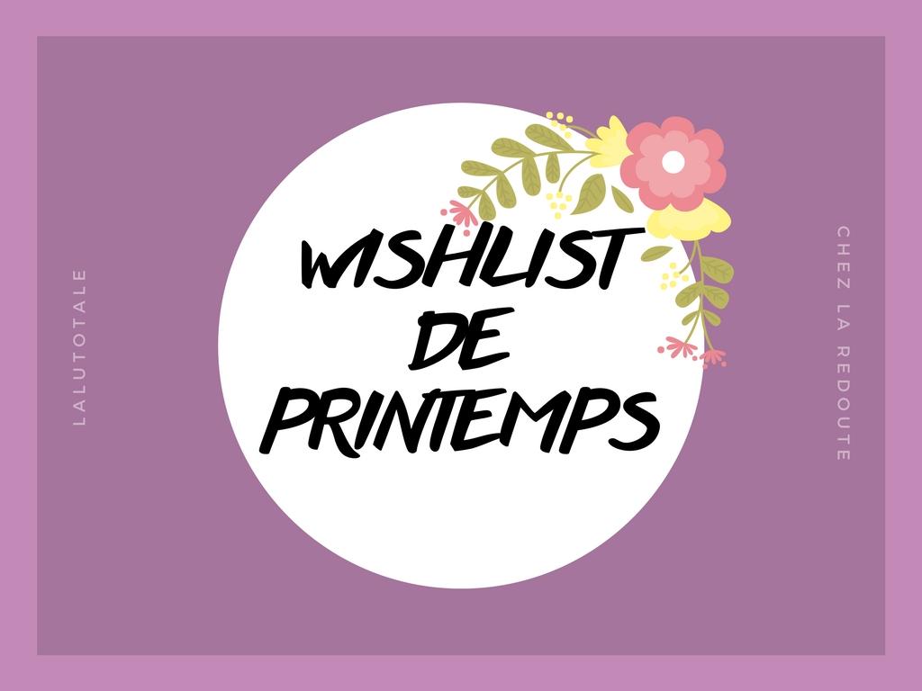 Sélection printanière Mode & Déco chez LA REDOUTE !