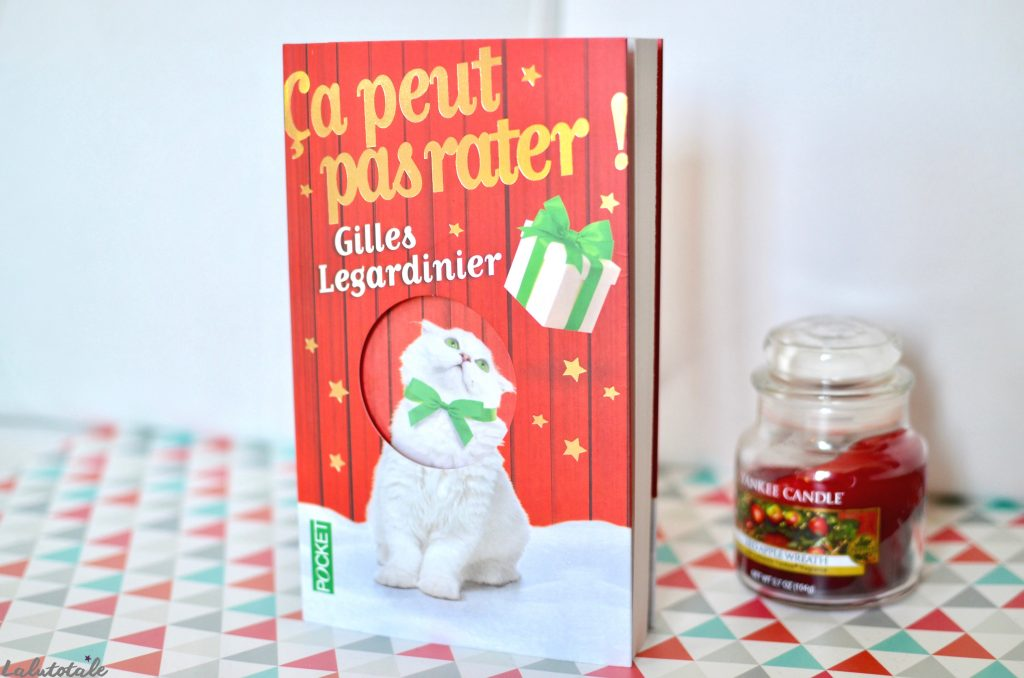 Gilles Legardinier roman chicklit chat Ca peut pas rater littérature livre
