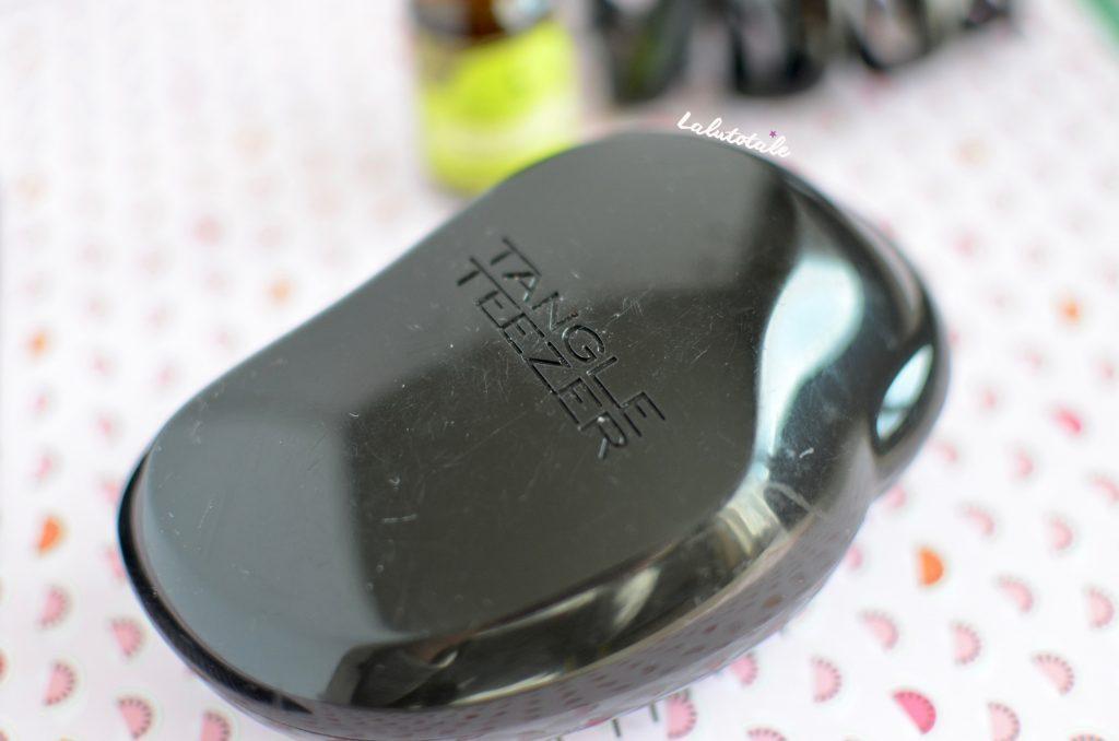 Tangle Teezer brosse cheveux plastique original