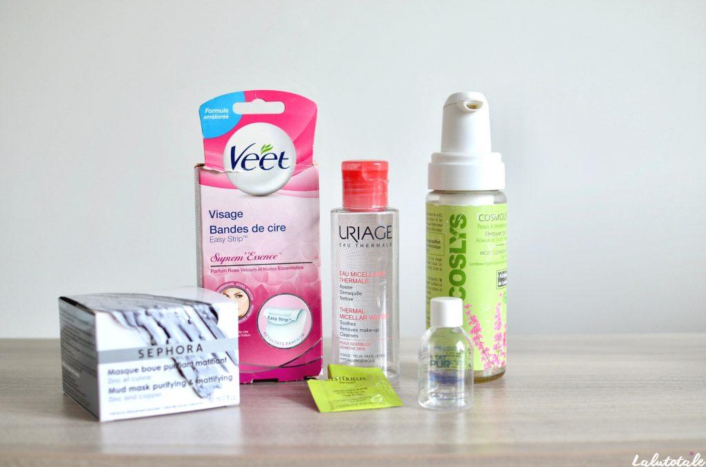 disparitions produits beauté cosmétos mars 2017