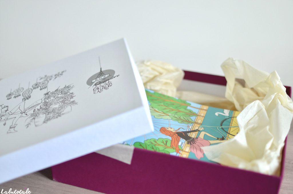 haul boite lettres produits cosmétiques avril printemps beauté