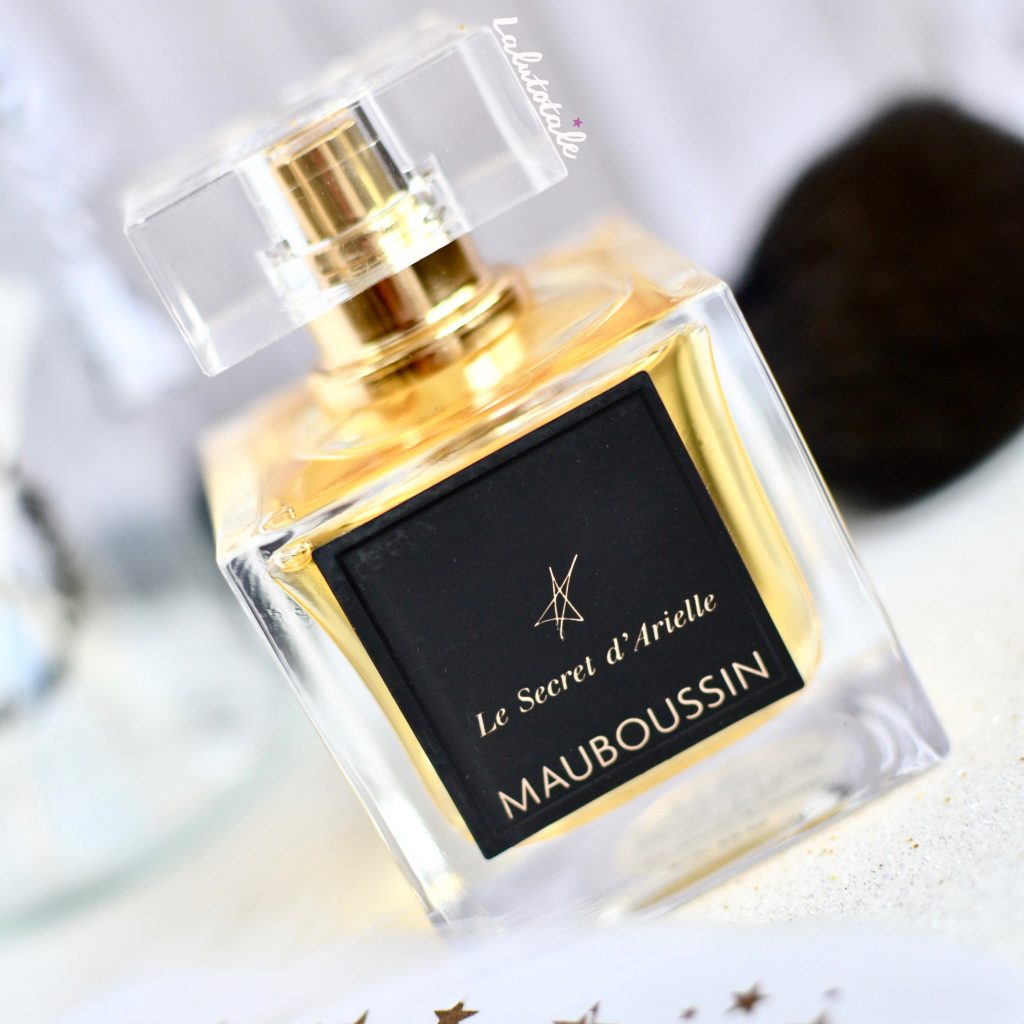 Mauboussin parfum secret Arielle Dombasle femme