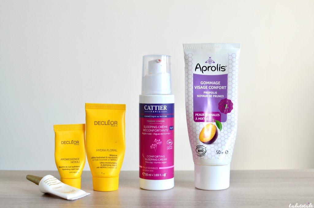 disparitions produits beauté cosmétos juillet 2017