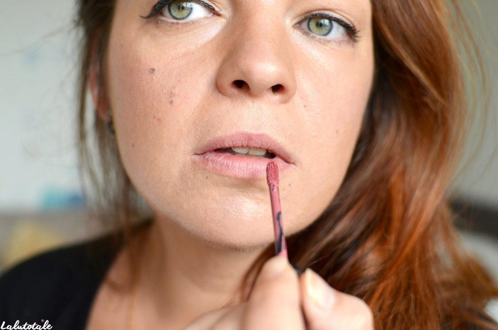 beauté maquillage make-up highlighter teint lèvres évolution
