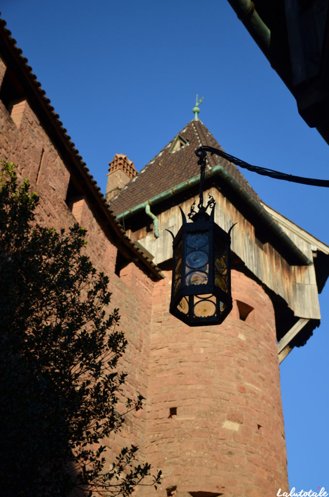 alsace tourisme marché Noël château Haut Kœnigsbourg Riquewihr winstub chocolaterie stoffel