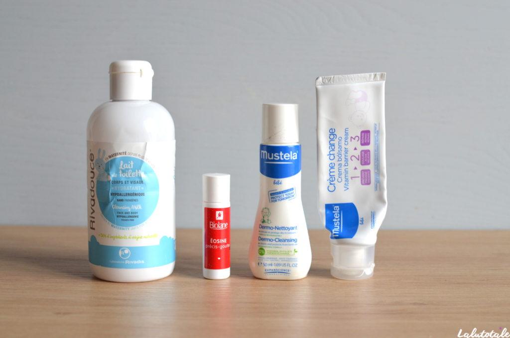 disparitions produits beauté cosmétos novembre 2017