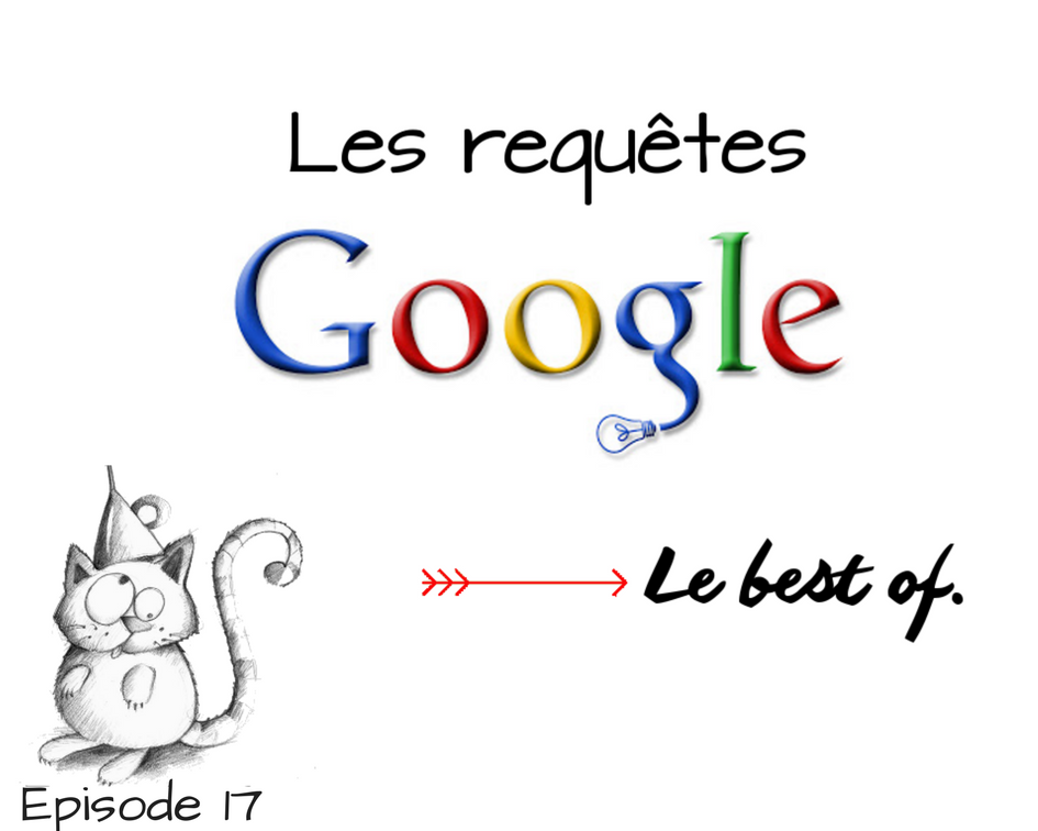 Requêtes Google best of dingues tordues mot clé humour