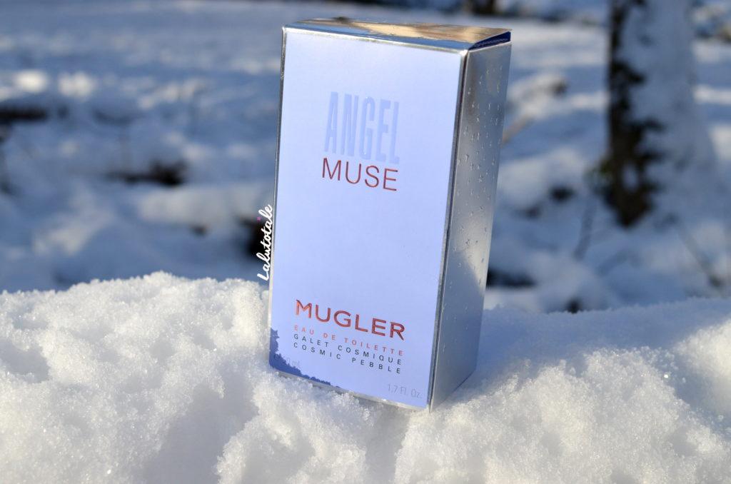 Thierry Mugler angel Muse eau de toilette parfum