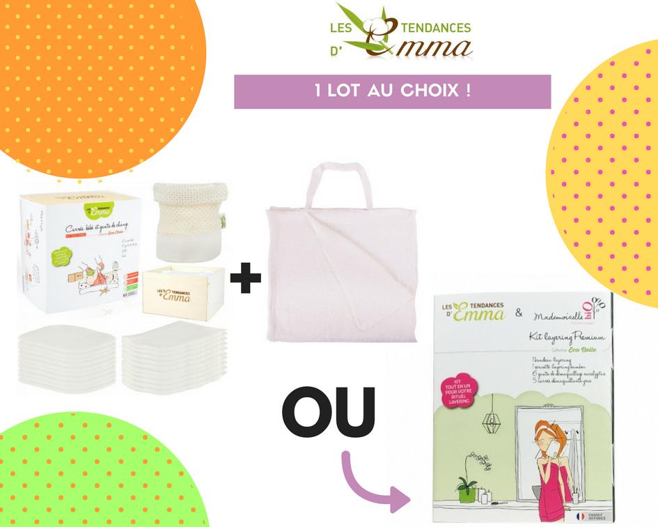concours tendances d'emma kit kayering Eco Chou Cheru'bain