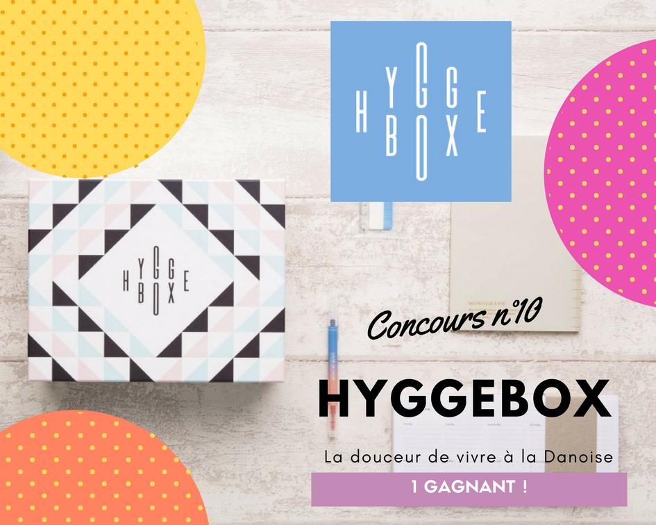 hyggebox box lifestyle hygge Danois