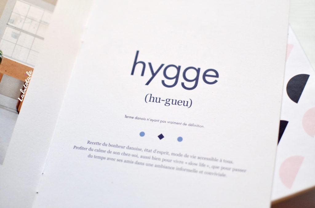 hyggebox box lifestyle ami Ricoré petit déjeuner