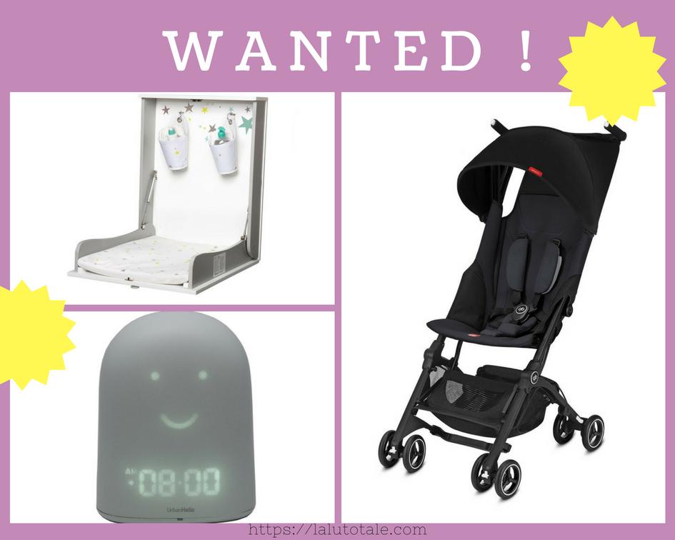 shopping puériculture la redoute indispensables objets wishlit bébé parents
