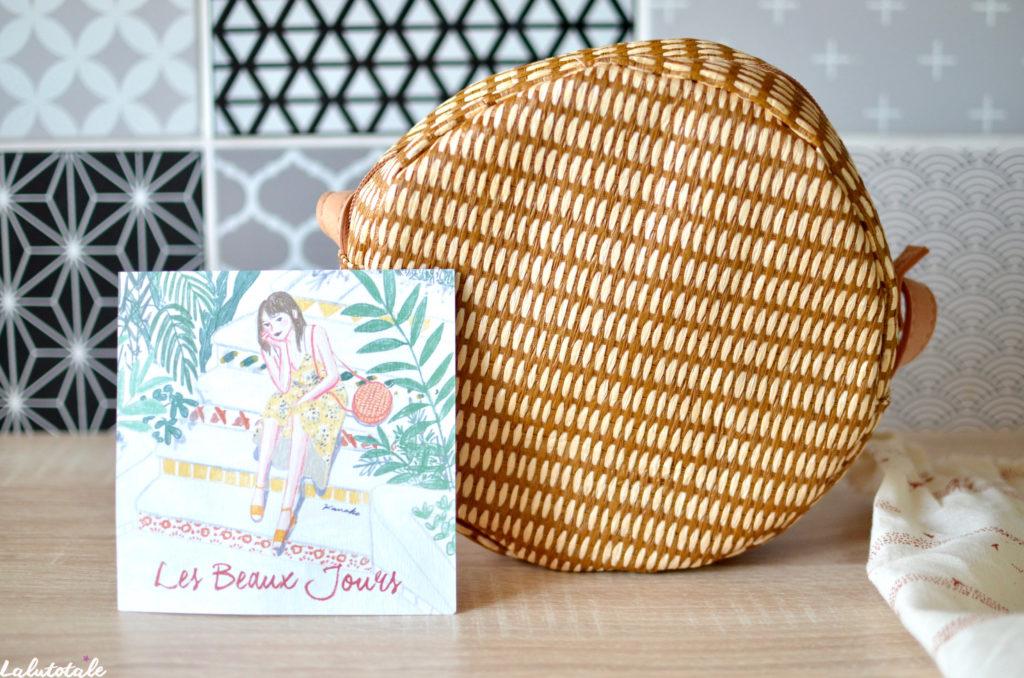 haul boite lettres produits cosmétiques beauté juin