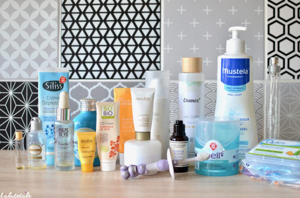 produits beauté cosmétiques disparus terminés juin 2018 disparitions