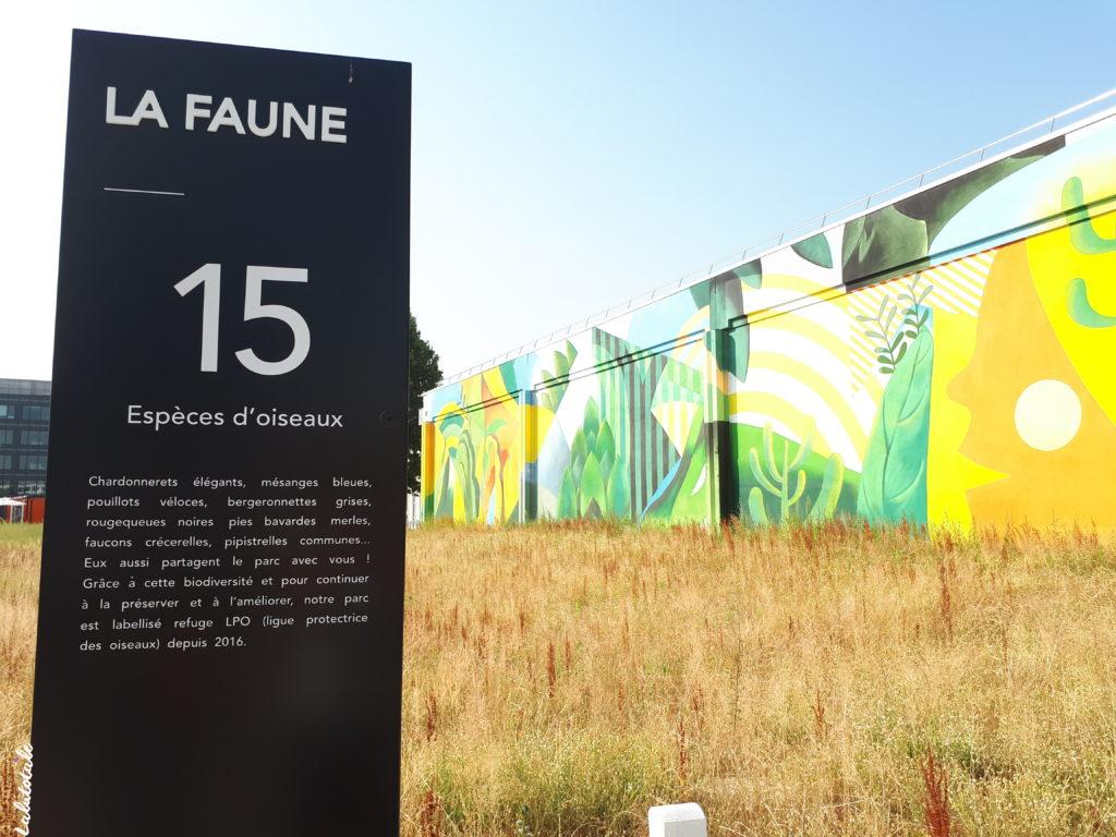 ICADE parc Paris Orly Rungis foncier immobilier tertiaire