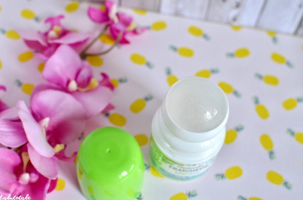 so'bio etic déodorant déo menthe bio biologique