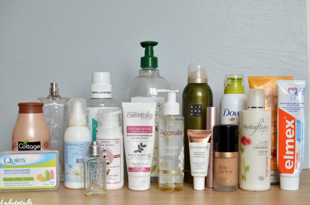 produits beauté cosmétiques disparus terminés septembre 2018 disparitions