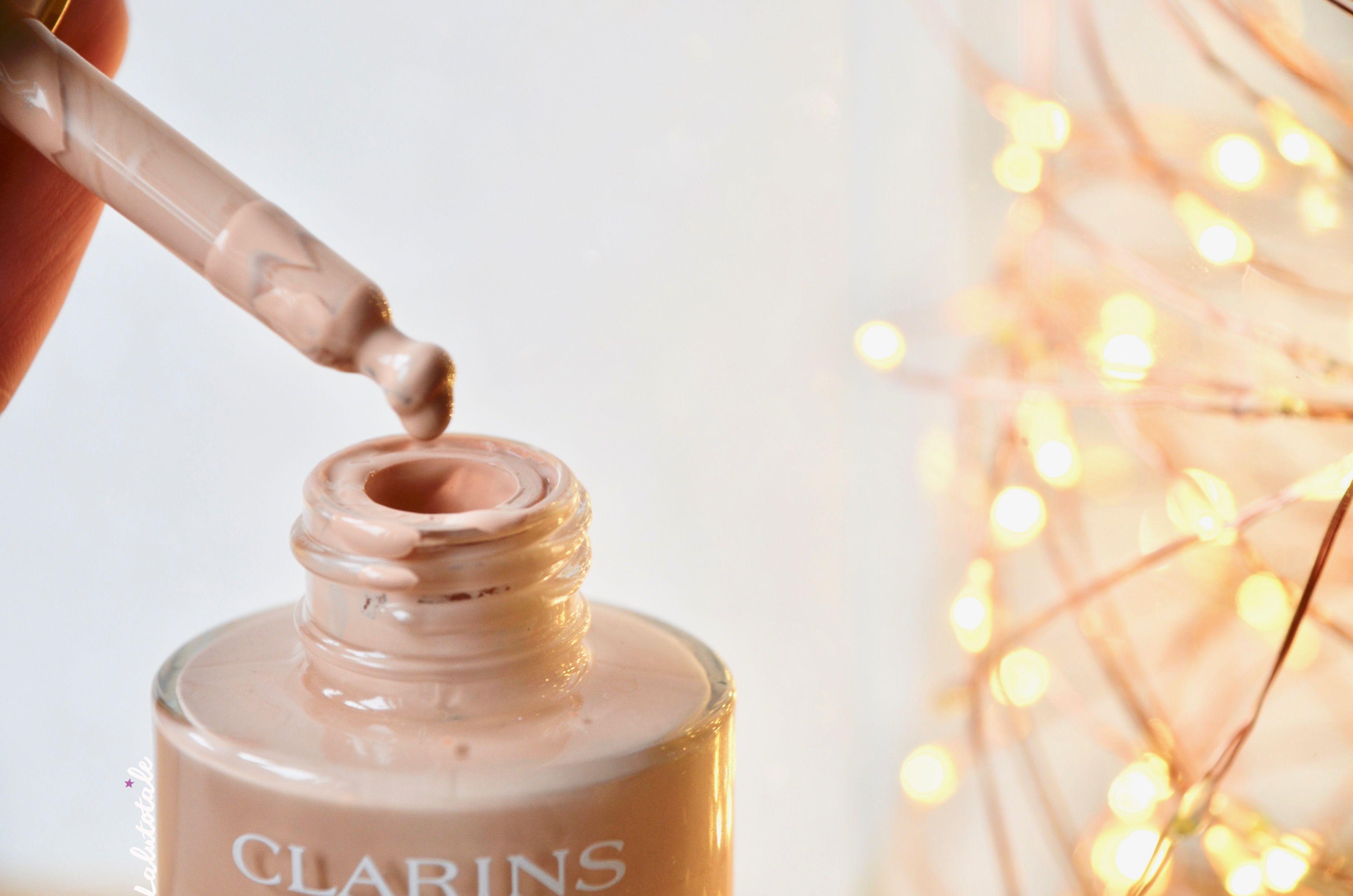 ( CLARINS ) Le combo Soin + Fond de teint, c'est possible avec Skin Illusion ?