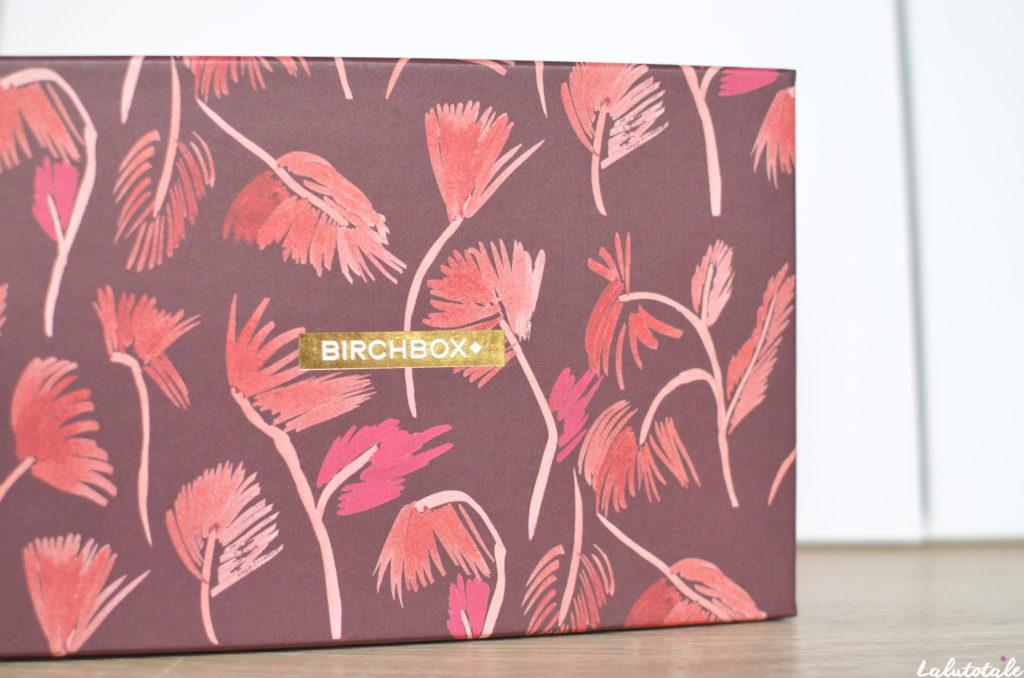 haul boite lettres produits cosmétiques beauté novembre